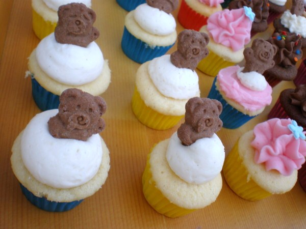 Babycakes with Tiny Teddies