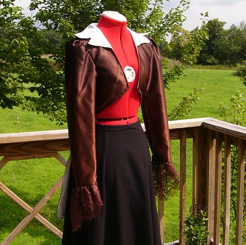 Victorian/Steampunk Jacket with tails