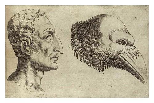 006-De humana physiognomonia- Giambattista della Porta 1586