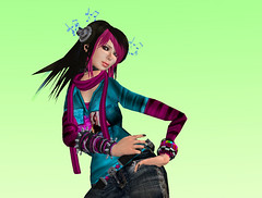 Beca (Jubilant Quackenbush) Tags: gay cute dance dancing girly feminine emo crossdressing kawaii beca trap effeminate androgynous bishonen prettyboy femboy femboi