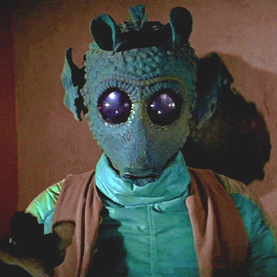 Of course, Greedo and Cantina aliens make the list!