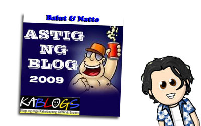 Weemee Do Kablogs Award