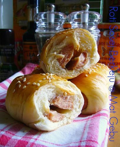 Roti Sosej Berkeju
