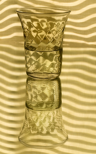 Glass on Stripes