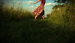 (dlemieux) Tags: lighting light sunset portrait woman selfportrait color feet home me headless self wow dance mood dancing dream dlemieux july atmosphere arboretum olympus scene skirt diana mysterious dreamy 2008 arnoldarboretum lastsummer 50favorites fspasg