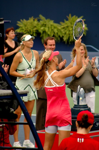 Elena Dementieva - Rogers Cup 2009 Final