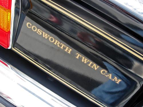 1976 Chevrolet Cosworth Vega name