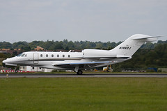 N1962J - Private - Cessna 750 Citation X - Luton - 090818 - Steven Gray - IMG_9199