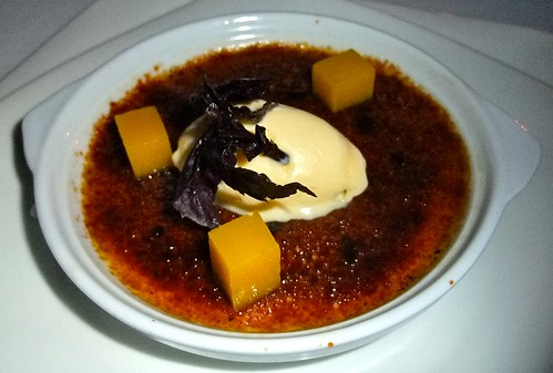 My 6th Course: Creme Brulee