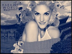 182.Gwen Stefani - Harajuku World (Brayan E. Old Flickr) Tags: california county blue girls music orange baby signs love colors yellow japan shop by angel photoshop silver magazine mexico happy gold design glamour flickr tour sheep you sweet nirvana no web revista echo banner style korean leon header converse harajuku lamb 12 doubt he anaheim gwen monterrey 2009 secrets por nuevo esteban imagen stefani blend tuts tutorials brayan grouptripod
