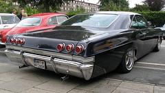 1965 Chevrolet Impala SS (jens.lilienthal) Tags: auto old classic cars car race vintage germany hamburg 8 voiture racing historic oldtimer autos rennen 2009 stadtpark motorsport voitures revival youngtimer rennsport stadtparkrevival stadtparrennen