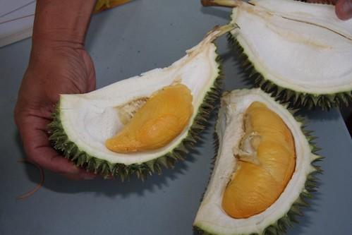 Durain fruit in Cambodia
