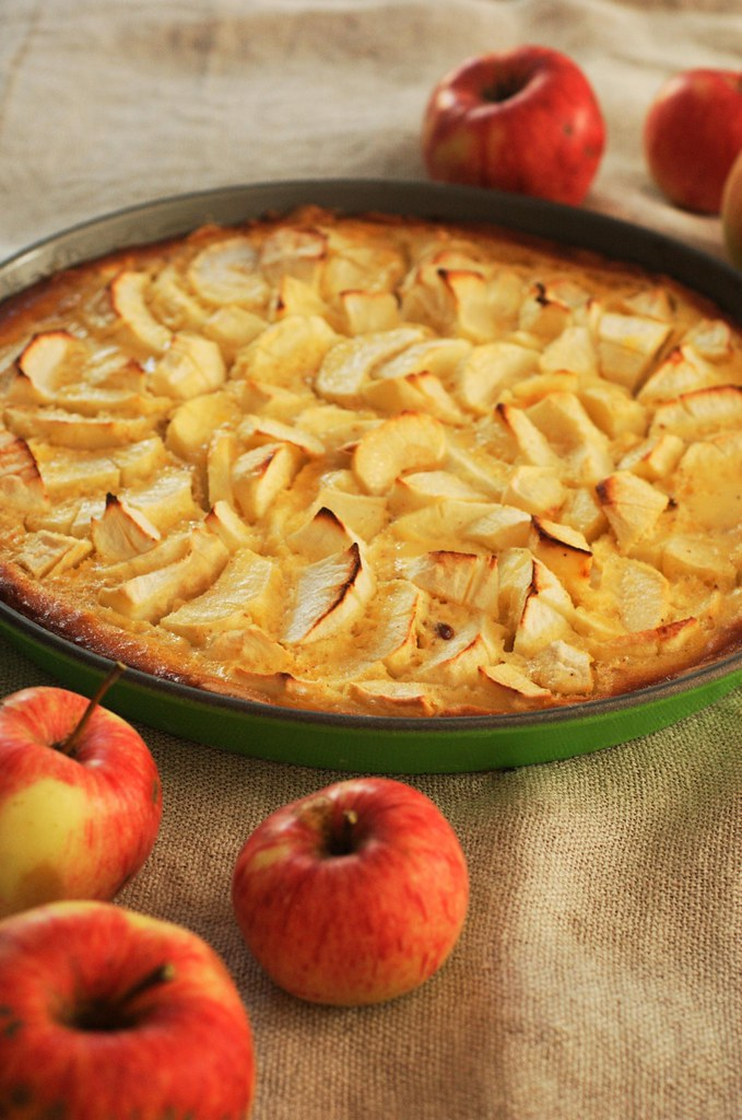 Happy autumn Sunday apple-pie ~ Day 39 ~