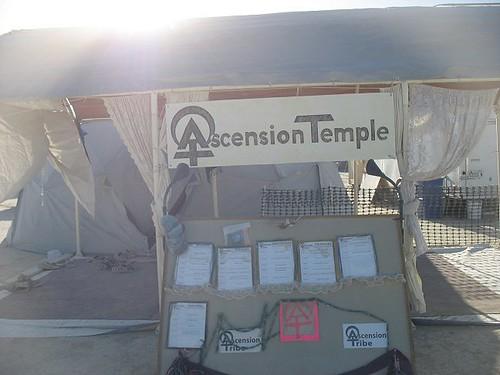 ascension temple