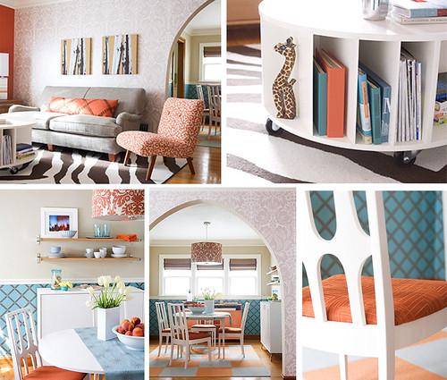 Orange collage 1