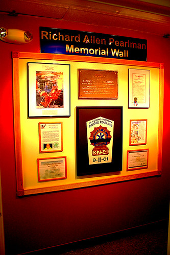 The Richard Allen Pearlman Memorial Wall