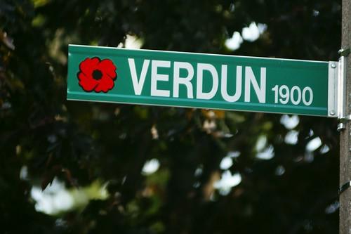 WWI & II Windsor Streets - Verdun