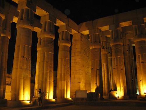 Templo de Luxor, Egipto