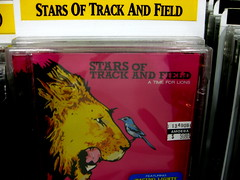 "Último disco de los ""Stars of Track and Field"""