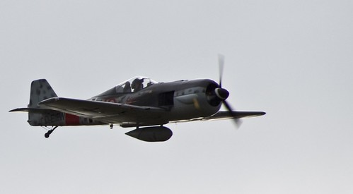 Warbird picture - FW-190 Ultralight
