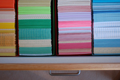 my card divider drawer by you.
