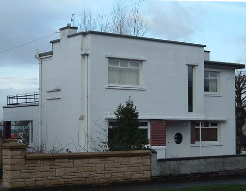 Dunfermline, House On Linburn Road, From Left