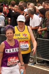 Virgin London Marathon 2010 (42run) Tags: 5296 52855 lm10 42run