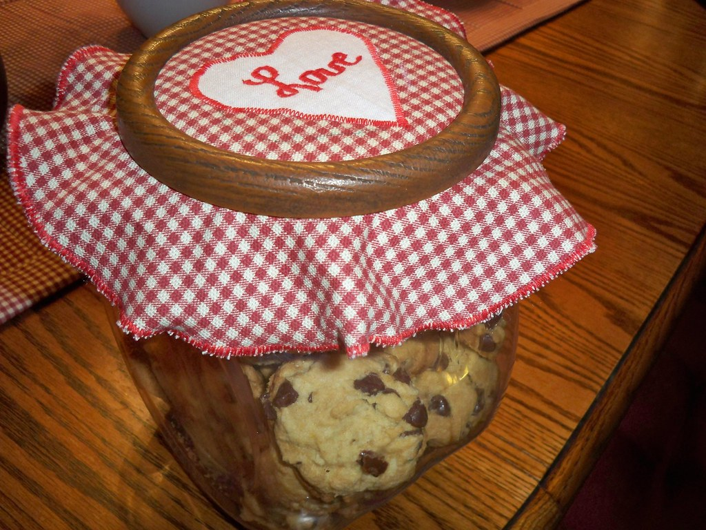 Day 130 - Cookies in the Cookie Jar