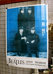 royal command performance 1963 (big bozo) Tags: poster beatles johnlennon blackpool starr 1963 londonpalladium harrisonringo paulmccartneygeorge