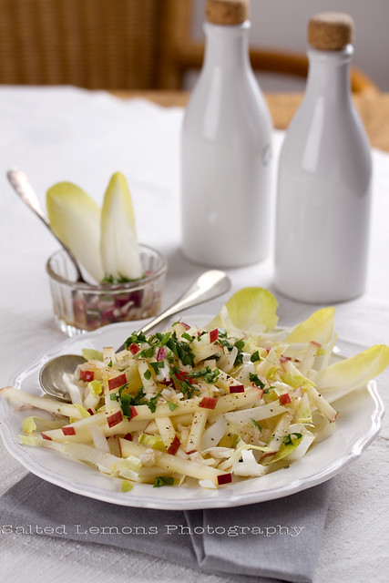 Belgian Endive & Apple Salad