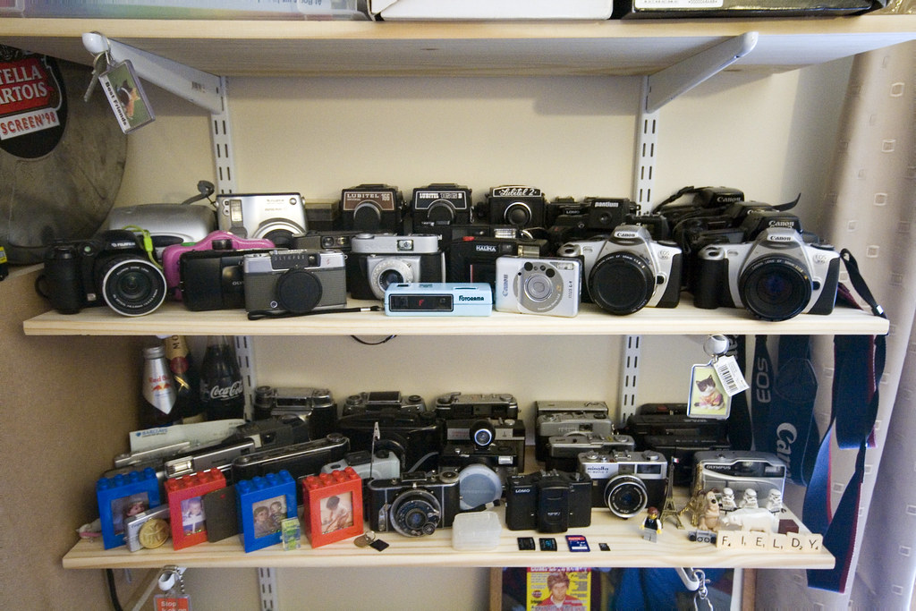 Some Cameras...