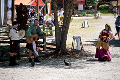 20110430-DSC_0018 1.jpg (The Jeremiah Clark) Tags: costumes vacation people plants leaves musicians outside day guitar performers renfest musicalinstruments costumedactors