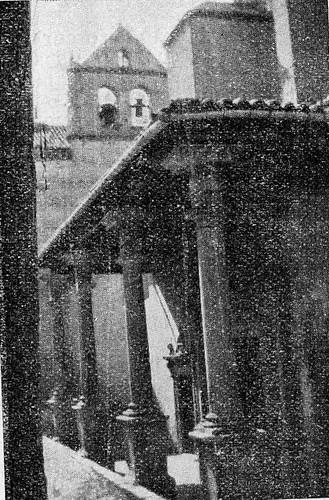 Convento de Santo Domingo el Real de Toledo. Principios del siglo XX