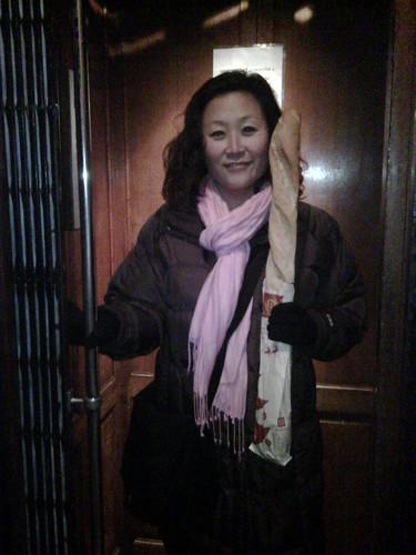 elevator in villa guelma paris