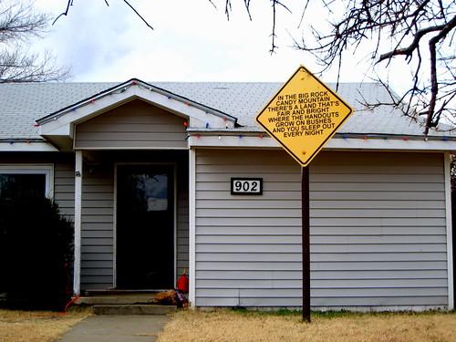 Stanley Marsh Sign