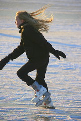 IJspret in ZevenHuizen - Rottemeren-Koornmolengat. (Marianne de Wit) Tags: winter dutch landscape wintertime dutchlandscape dutchwinter zevenhuizen rottemeren koornmolengat nederlandsewinter nederlandselandschappen