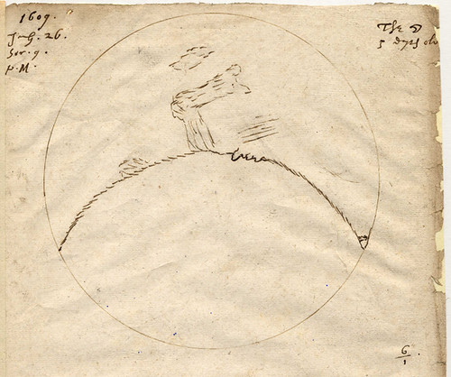 Galileo Wasnt The First To The Moon Bad Astronomy Bad Astronomy