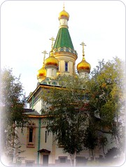 The Russian Church in Sofia (Stella VM) Tags: church sofia bulgaria orthodox   theunforgettablepictures
