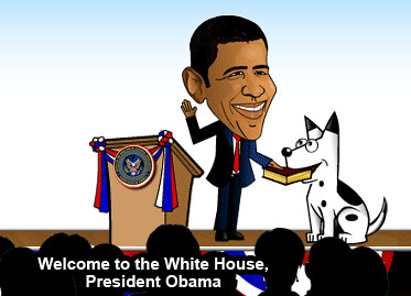 DogPile at Inauguration Day