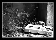 (Fabiola Bivacqua) Tags: bw white black 1968 bianco nero rovine belice terremoto poggioreale fabiolabivacqua