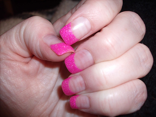 Exquisite Nail Art Designs For Inspiration Pretty In Pink Prom