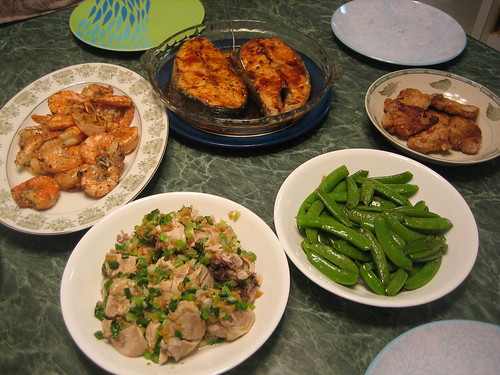 365 days of dinner, day 55: chinese new year dinner