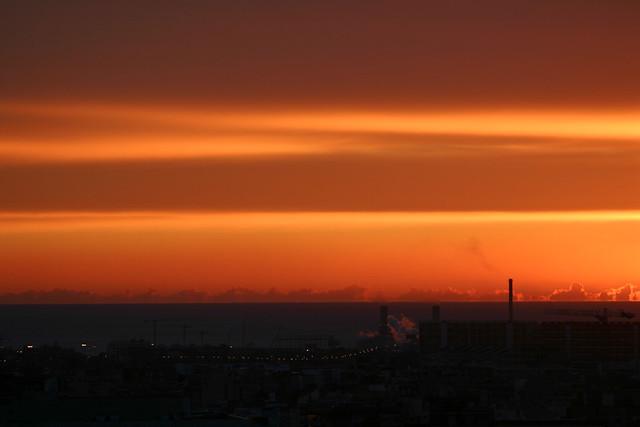 Els horitzons es cremen