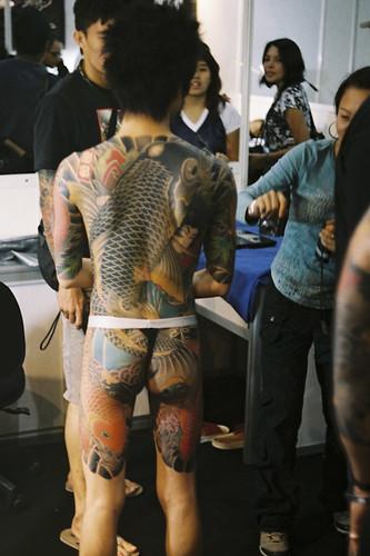 Singapore Tattoo Show '09 (Set) · Canon Canonet QL17 GIII (Set)
