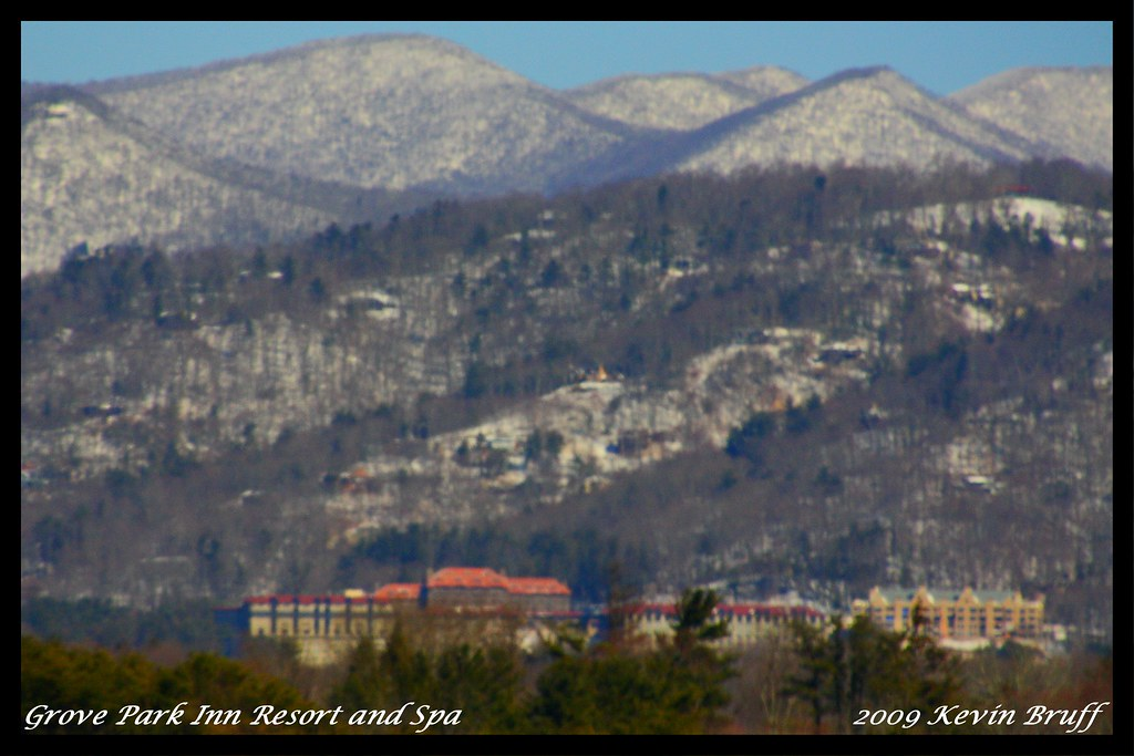 Grove Park Inn Resort and Spa - Asheville NC