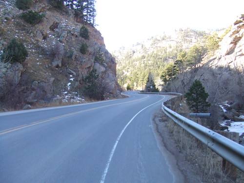 Lefthand Canyon