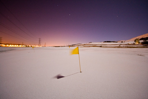 Midnight on the Golf Course
