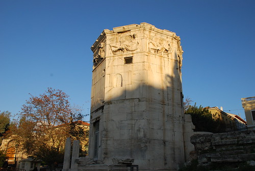 Roman Agora: The Tower of the Winds