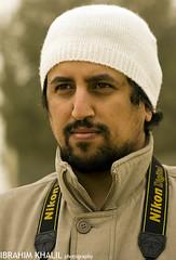 Trad Al-Qahtani (Ibrahim Khalil) Tags: portrait man nikon friend outdoor saudi trad dammam 6rad alqahtani pohtographer