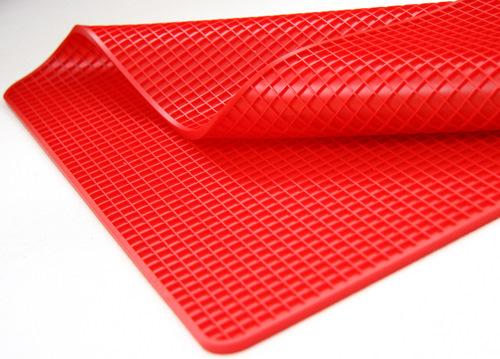 silicone chopping board mat